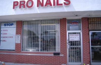 Pro Nails - Hollywood, FL