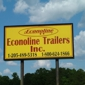 Econoline Trailers Inc - Double Springs, AL