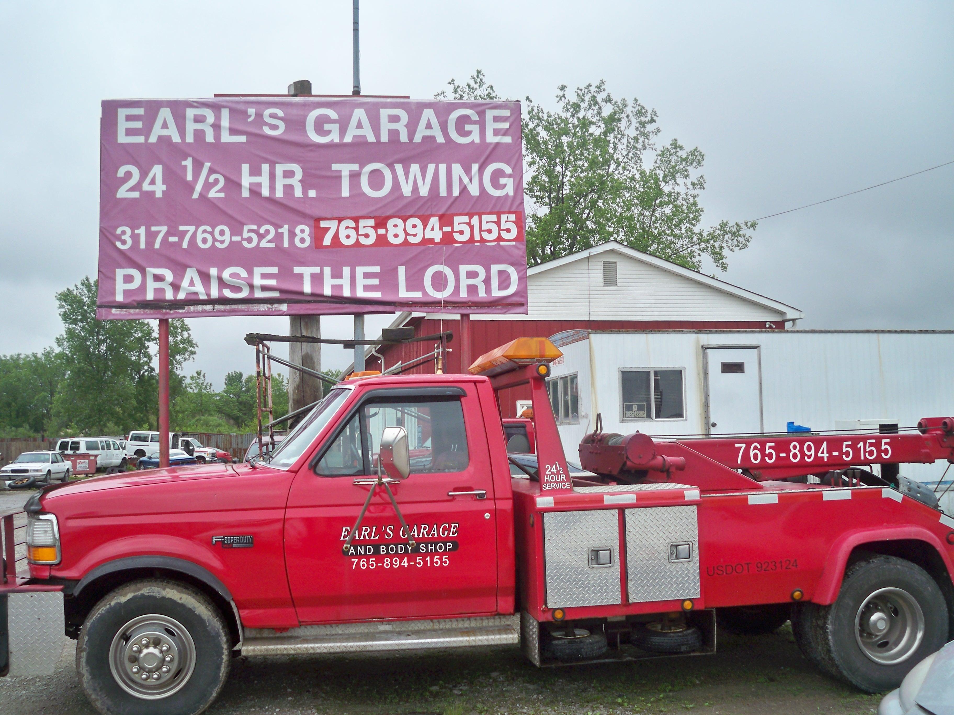 Earl's Garage & Body Shop/Roadside Auto Sales 3428 S Indianapolis Rd, Lebanon, IN 46052 - YP.com