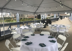 ColdIron Event Rentals - Cincinnati, OH. Private Corporate Event produced by ColdIron