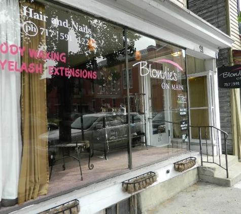 Blondie's On Main - Mechanicsburg, PA