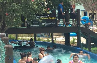 Splashtown - San Antonio, TX. Lazy river
