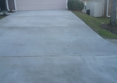 RH Enterprises of North Florida Inc - Tallahassee, FL. Concrete Driveway Repair
