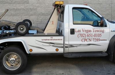 Las Vegas Towing - Las Vegas, NV