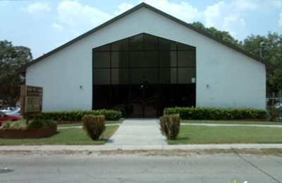 New First Union Missionary Baptist Church - Tampa, FL