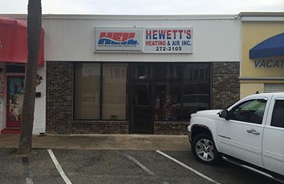 Hewett's Heating & Air Conditioning Inc - North Myrtle Beach, SC
