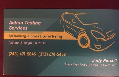 Action Testing Services - Farmington Hills, MI