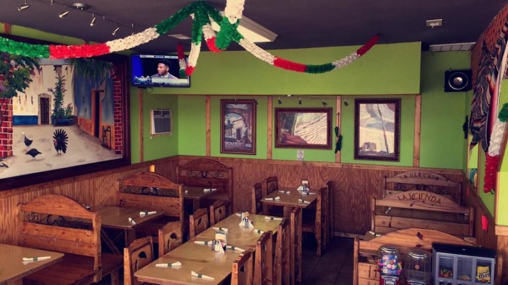 La Hacienda Mexican Restaurant, Spring City TN