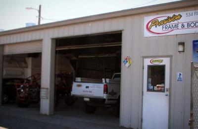 Precision Frame & Body Shop - Santa Rosa, CA