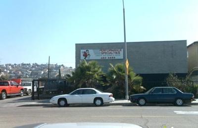 Performance Specialties - Spring Valley, CA