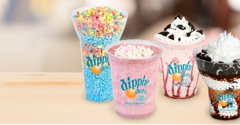 Dippin' Dots - Fayetteville, AR