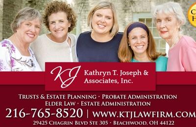 Kathryn T. Joseph & Associates, Inc. - Beachwood, OH