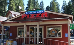 Shaver Lake Pizza