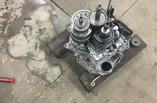 2006 Acura transmission rebuild