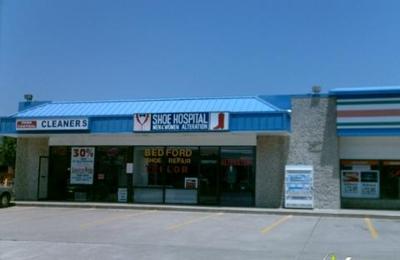 Bedford Shoe Hospital & Tailor - Bedford, TX