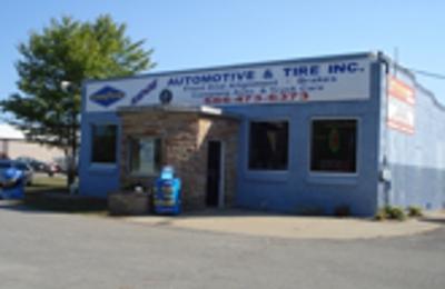 Ridge Automotive & Tire Inc - Richmond, MI