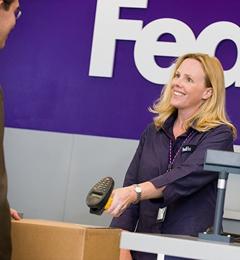 FedEx Ship Center - Columbus, OH