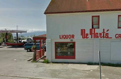 De Hart's Auke Bay Store - Juneau, AK. Deharts Auke Bay