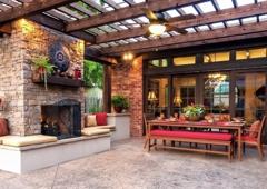 Garden    District    Patios - Lake Charles, LA