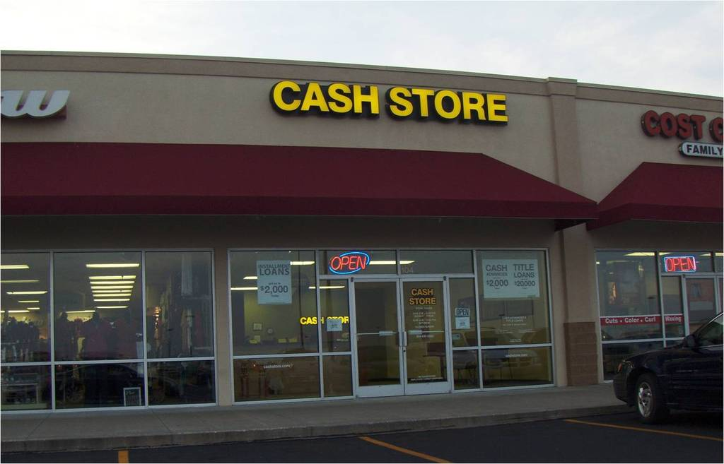 Cash Store 1200 Lowes Blvd Ste 104 Killeen Tx 76542 Yp Com