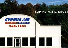 Cyprus Air Heating and Cooling - Alexandria, VA