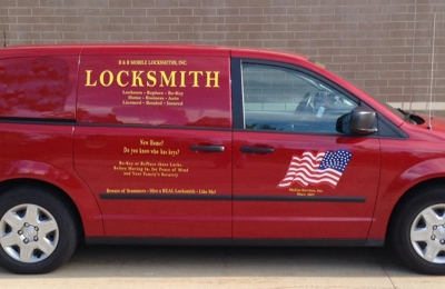 B and B Locksmith - Canton, MI
