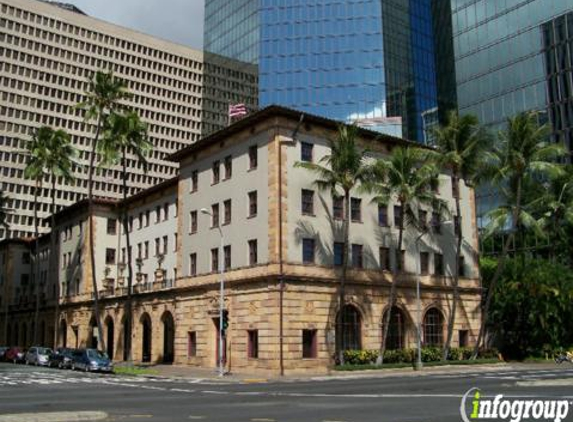 Smelker Robert C Associates - Honolulu, HI