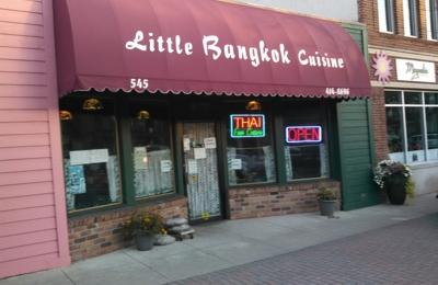 Little Bangkok Cuisine - Plymouth, MI