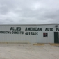 Allied American Auto Parts - San Antonio, TX