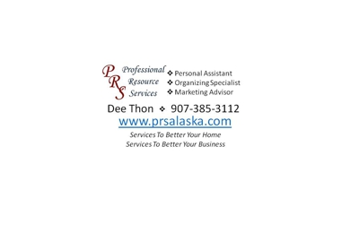 Professional Resource Services - North Pole, AK