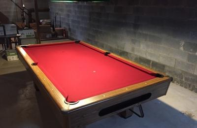 ATeam Pool Table Service Franklin Ave Hasbrouck Heights NJ - Pool table service nj