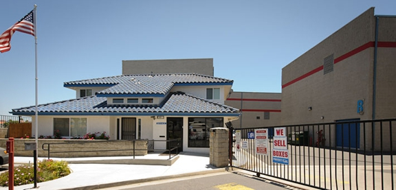 Security Public Storage - Oceanside, CA. Only edili accessible storage on S Coast Hwy