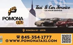 Pomona Taxi Car Service