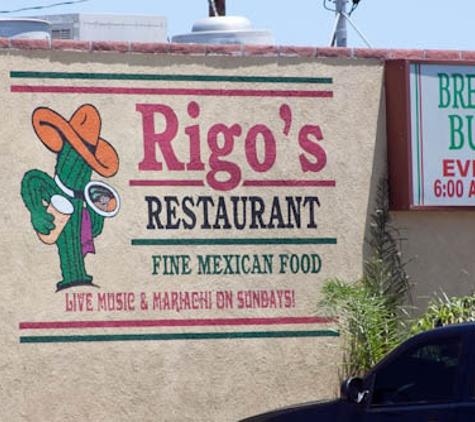 Rigo's Restaurant - Tucson, AZ