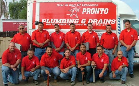 Pronto Plumbing - San Diego, CA