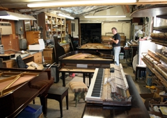 Brewer Spencer-Mendocino Piano Co. - Redwood Valley, CA