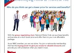 National Motor Club - Philadelphia, PA