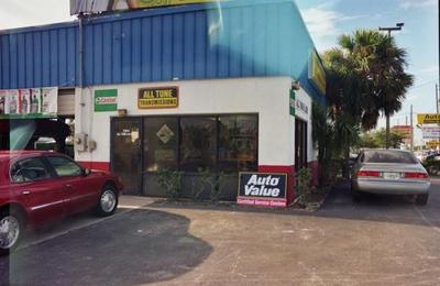 All Tune & Lube - West Palm Beach, FL