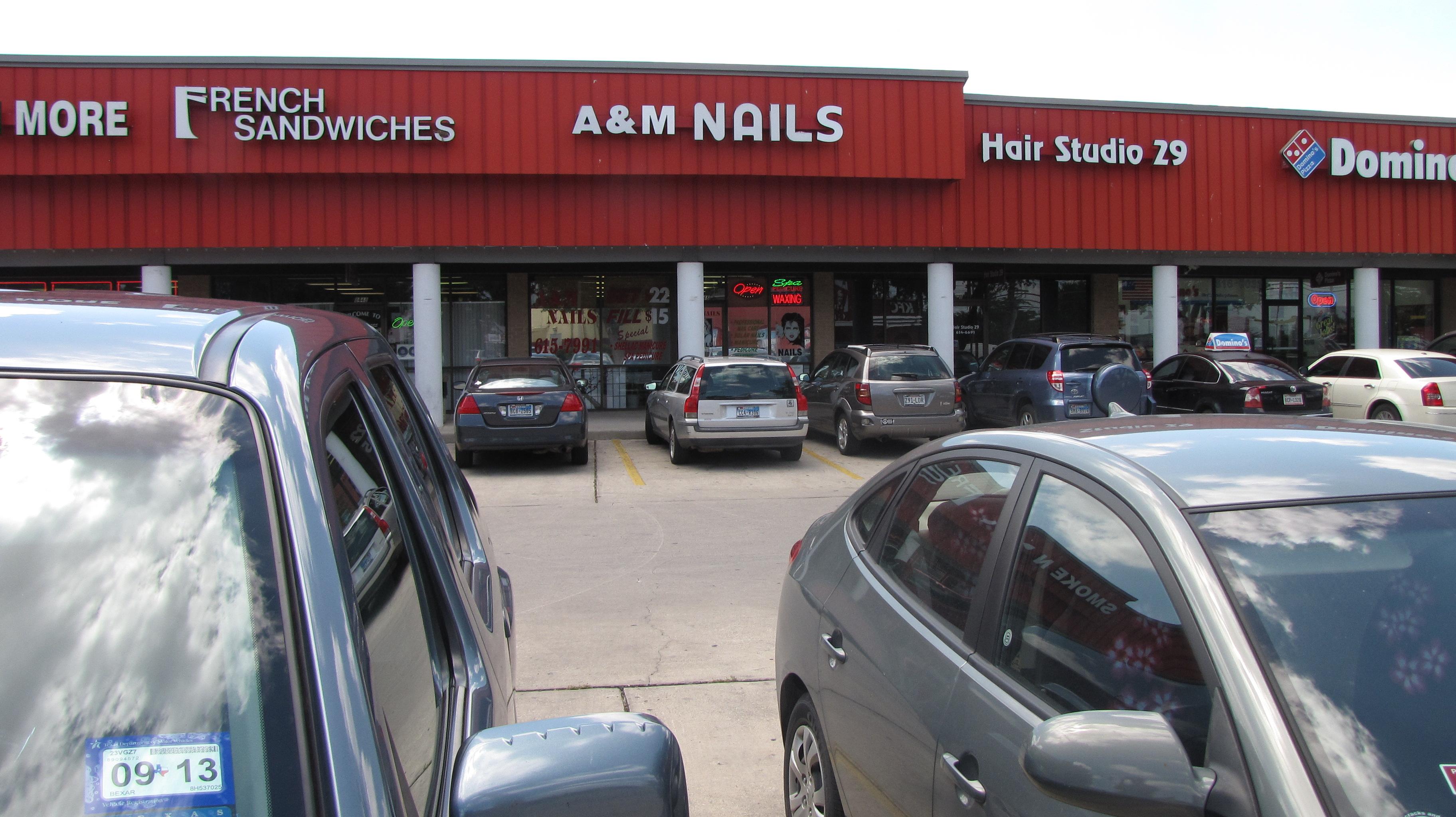 A Amp M Nails 8446 Fredericksburg Rd San Antonio Tx 78229