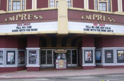 Empress Theatre - Vallejo, CA