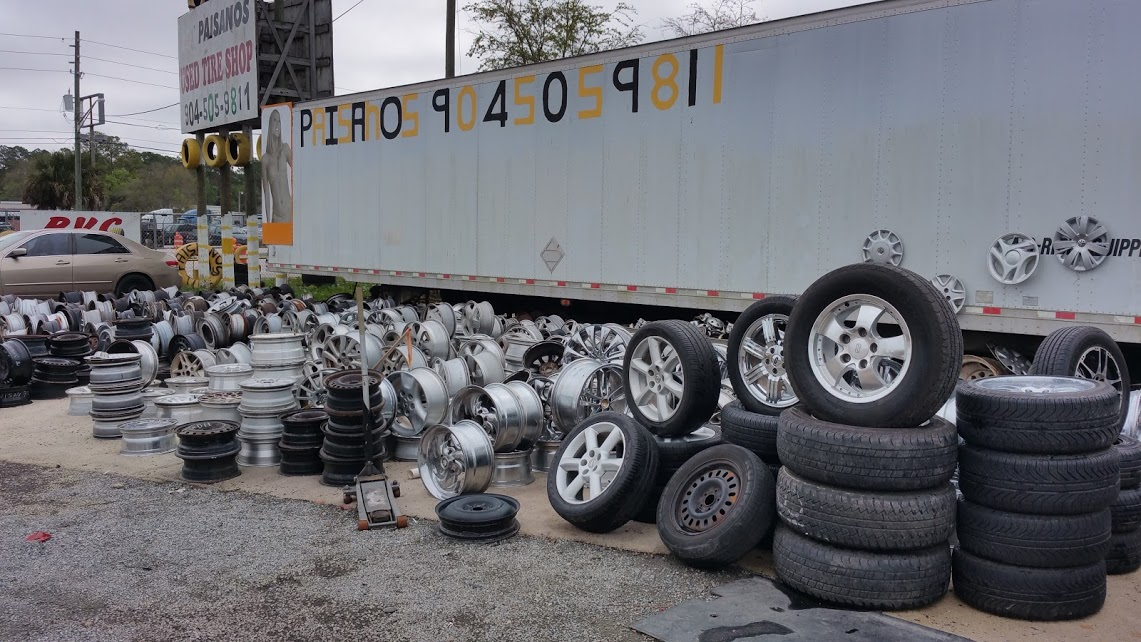 New Used Tires Wheels Rims In Orlando Fl Er Tire >> Paisanos New And Used Tires 5318 Phillips Hwy Jacksonville Fl