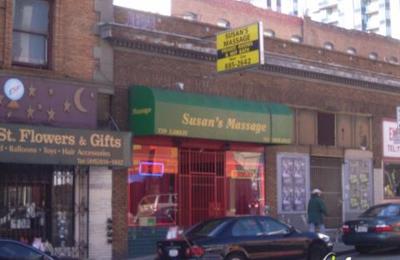 Susan's Massage - San Francisco, CA