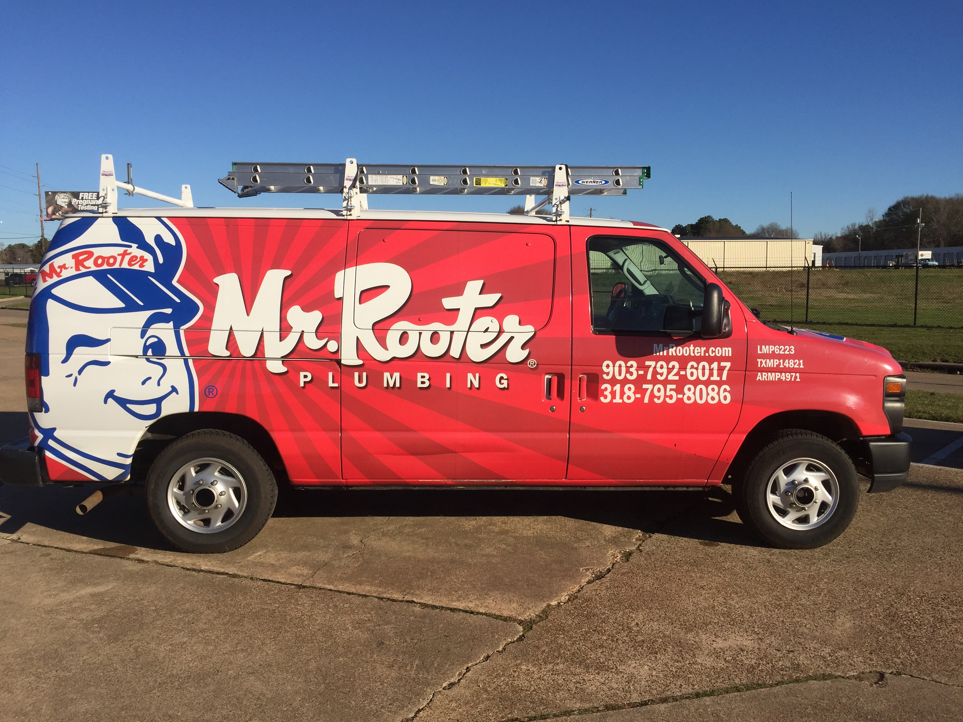 Mr Rooter Plumbing Of Shreveport Bossier City 6130 Linwood Ave La 71106 Yp