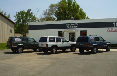 Nelson's Appliance Parts & Service - Portage, MI