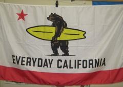 Sunward Flag - San Diego, CA