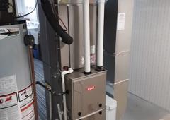 Davison, Heating, Cooling & Plumbing - Davison, MI. Bryant High Efficiency Furnace