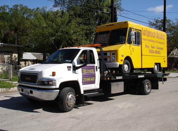 Phil Z Towing - San Antonio, TX