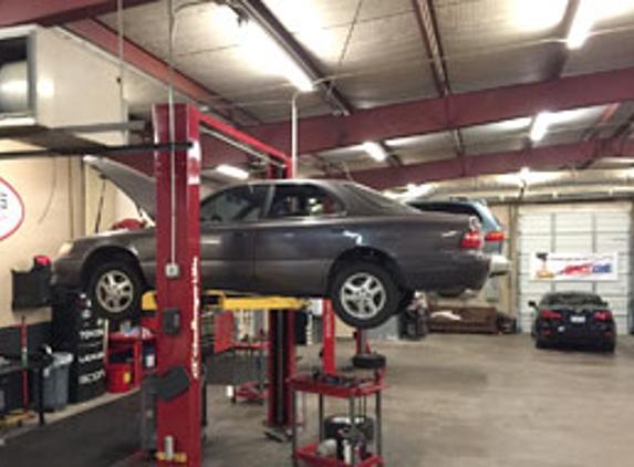 TLS Auto Specialist Service & Repair - Euless, TX