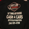 Just us Towing and Roadside Assistance LLC