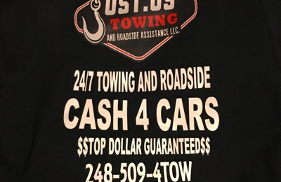 Just us Towing and Roadside Assistance LLC - Detroit, MI